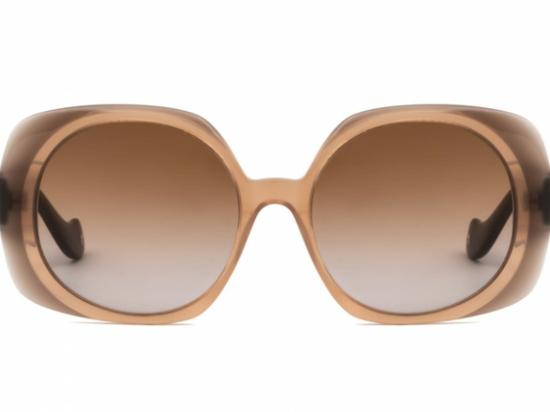 Lunettes de soleil - Ready To Hawai - Brun/Taupe - Degrade Brun Gris